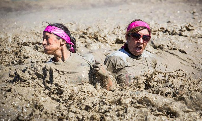 Rugged Maniac 5K Obstacle Race   Alameda County Fairgrounds: $24 For  Admission For One To