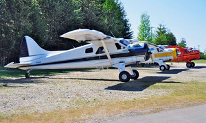 Bent Prop Flying Service: Scenic Flight with Breakfast or Lunch for Two, Four or Six from Bent Prop Flying Service (Up to 41% Off)