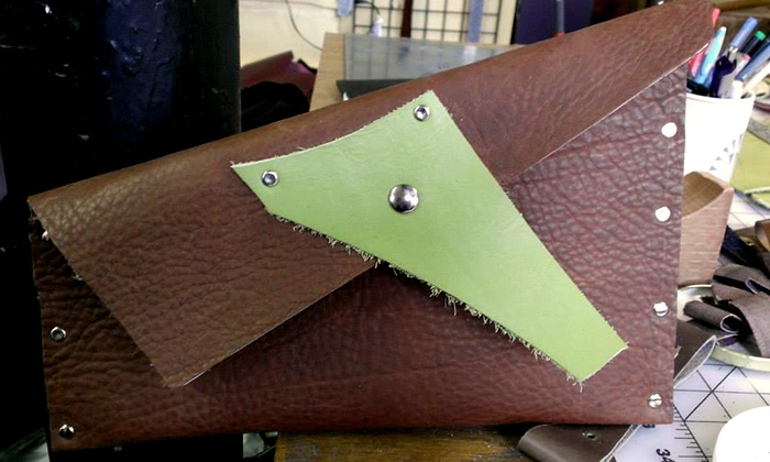 Chicago School of Shoemaking - 60613: $37 for Two-Hour Beginner Leather-Working 101 Class at Chicago School of Shoemaking ($75 Value)