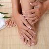 57% Off Spa Manicure and Pedicure