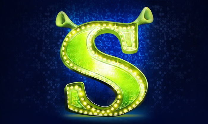 """""""Shrek the Musical"""" - The Historic Palace Theatre: """"Shrek the Musical"""" with Popcorn and Soda for Two at Historic Palace Theatre on March 14–23 (Up to 48% Off)"""