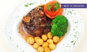 Puerto La Boca: Argentinian Cuisine for Dinner or Lunch at Puerto La Boca (40% Off)