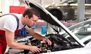 Officina SPRINT: Tagliando auto fino a 2500 cc con cambio olio e filtri (sconto fino a 74%)