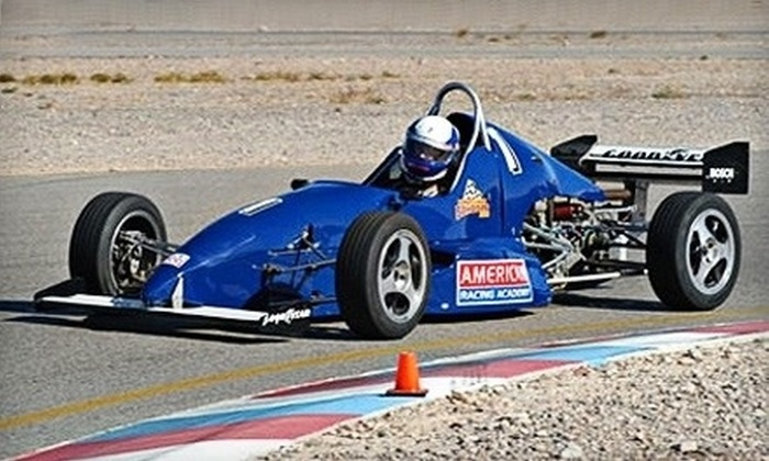 Formula Racing Experience - West Allis: Ride-Along or Racing Experience from Formula Racing Experience at The Milwaukee Mile (Up to 63% Off)