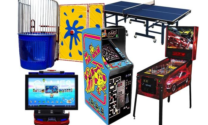 Alpha Amusements - Detroit: Up to 67% Off Party Rentals at Alpha Amusements