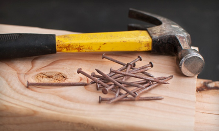 Buffalo City Living - Buffalo: Two, Four, or Six Hours of Handyman Services from Buffalo City Living (Up to 61% Off)