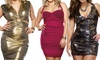 Dreamgirl Plus Size Club Dresses: Dreamgirl Plus Size Club Dresses; Styles from $29.99–$32.99