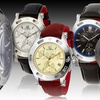 GF Ferré Men's Swiss-Made Chronograph Watches