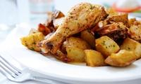 Desde $339 por almuerzo o cena con entrada + plato principal + postre para dos o cuatro en Champs Elysees