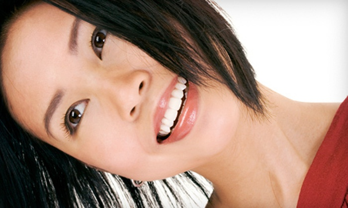 Dr. Jason Hall, DDS - Tulsa: One Crown or Bridge from Dr. Jason Hall, DDS (Up to 67% Off). Three Options Available.