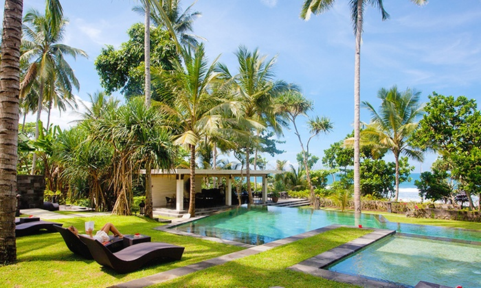 Kelapa Retreat & Spa - Pekutatan: Bali: Up to 7 Nights for Two with Breakfast, Welcome Drinks, Fruit Platter, Water and Extras at 5* Kelapa Retreat & Spa