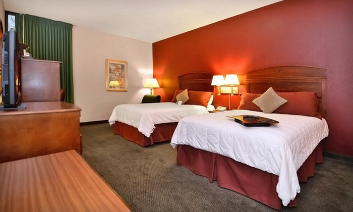Greenstay Hotel & Suites - Springfield: One-Night Stay at Greenstay Hotel & Suites in Springfield, MO