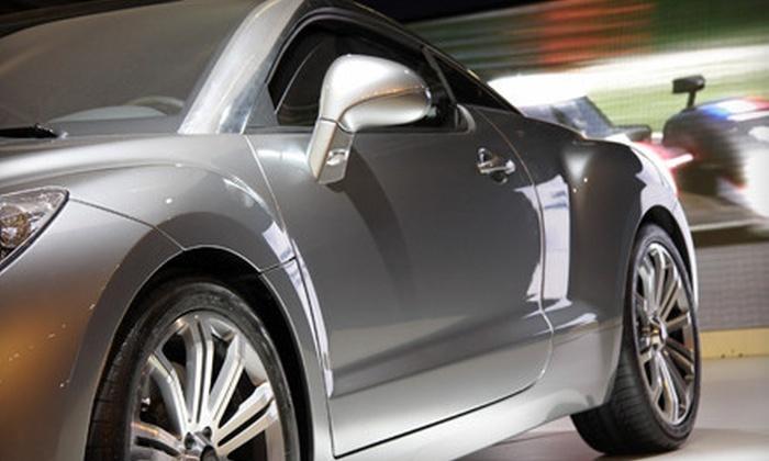 ProntoWash Eco AutoSpa - Wynwood: One or Three Complete Car Washes or One Super Clean Car Wash at ProntoWash Eco AutoSpa (Up to 62% Off)