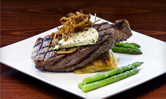 Ulah Bistro - U Street - Cardozo: $22 for $40 Worth of American Cuisine at Ulah Bistro