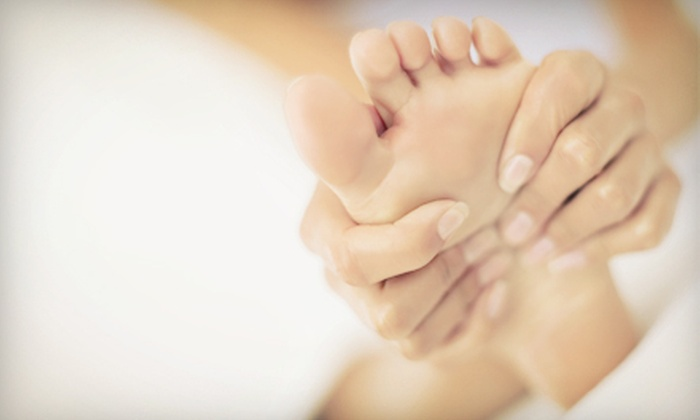 Unity Healing Arts - Asheville: $35 for a 60-Minute Reflexology Package at Unity Healing Arts ($80 Value)