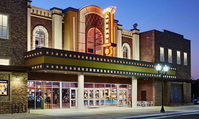 Grand Avenue Theater - Belton: Two or Four General Admission Movie Tickets at Grand Avenue Theater (25% Off)