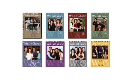 Will & Grace Complete Series on DVD