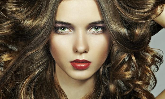 Sesión de peluquería con corte por 14,95 €, con color desde 16,95 € y con tratamiento de queratina 24,95 €
