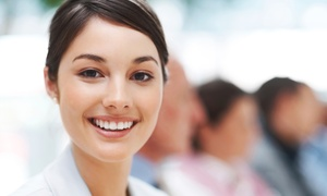 John L. Burch DDS: Dental Cleaning, X-ray, and Exam with Optional Take-Home Teeth Whitening from John L. Burch DDS (Up to 88% Off)