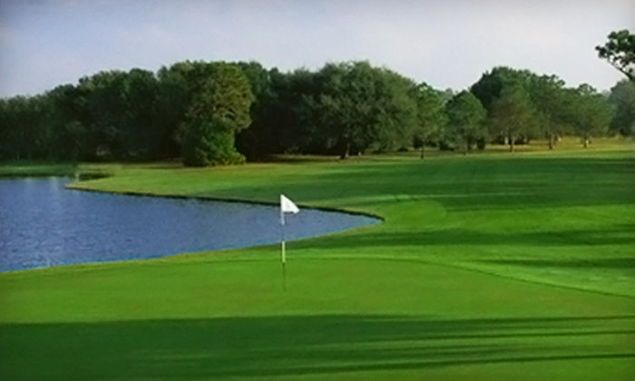 Northdale Golf & Tennis Club - Tampa: 18-Hole Round of Golf for Two or Four with Cart Rental at Northdale Golf & Tennis Club (Up to 57% Off)