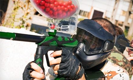 All-Day Paintball Package for 2, 4, or 10 at Ambush Paintball & Airsoft Park (Up to 58% Off)