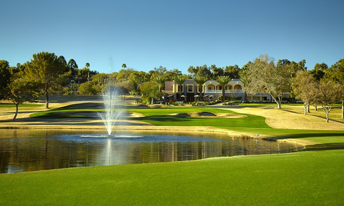 Premium Collection: 4-Star Omni Luxury Golf & Spa Resort in Tucson
