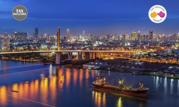 Bangkok: Hotel + Flights 0