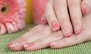 L Organic Boutique: Up to 48% Off Mani and Pedi Package at L Organic Boutique