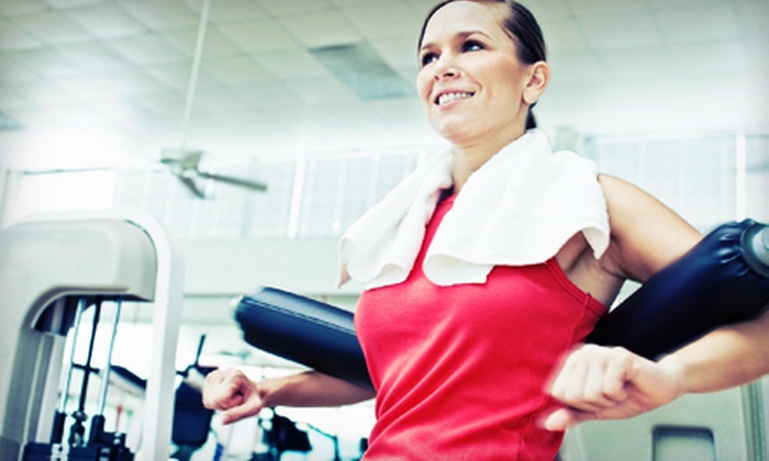 Lady of America West Hempstead - West Hempstead: 10 or 20 Group Fitness Classes at Lady of America Women's Fitness Club (Up to 82% Off)