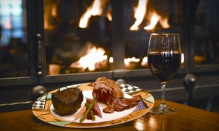 Lord Fletcher's Old Lake Lodge - Spring Park: $20 for $40 Worth of Steak-House Cuisine and Drinks at Lord Fletcher's Old Lake Lodge
