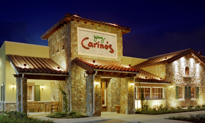 Johnny Carino's - Multiple Locations: $10 for $20 Worth of Italian Food at Johnny Carino's