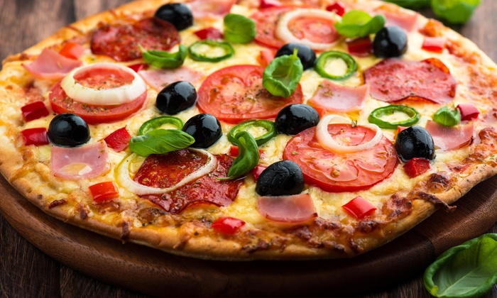 Papa John's - North Jersey: One Small Slice of Pizza at Papa John's Pizza (45% Off)