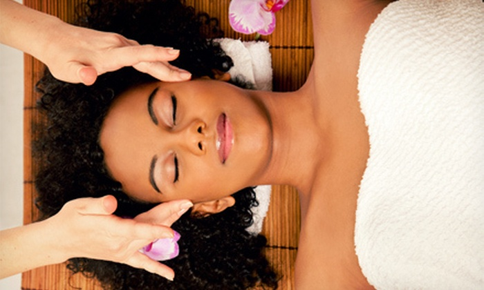 Seattle Executive Spa - Multiple Locations: One, Two, Three, or Five Spa Services at Seattle Executive Spa (Up to 70% Off)