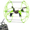 Sky Runner RC Quad Copter with Crash Cage
