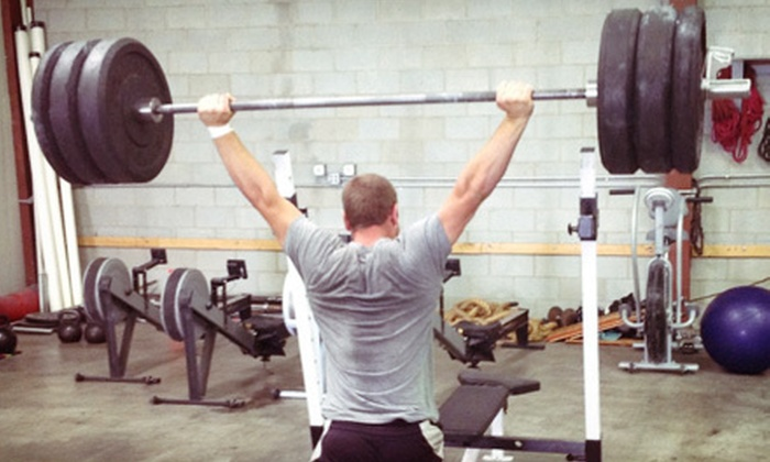 CrossFit NRG - South Salt Lake City: One or Two Months of Unlimited CrossFit Classes at CrossFit NRG (Up to 75% Off)