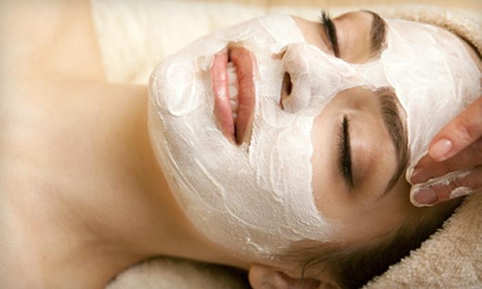 Tamav Salon & Spa - Cambridge: One or Three Deep-Cleansing Facials at Tamav Salon & Spa (Up to 55% Off)