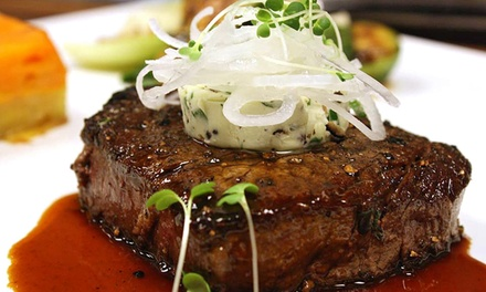 $30 for a Modern American Four-Course Prix Fixe Dinner for Two at Dolce ($58 Value)