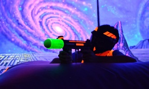 Planet Revo: LazerBall Soft Paintless Paintball for Two, Four, or Six at Planet Revo (Up to 63% Off)