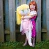 "My Friend Huggles 34"" Doll and Cool Cuff Bundle"