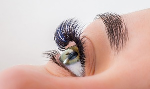 Permanently Beautiful by Irina: One Full Set of Silk or Mink Eyelash Extensions by Irina at 180 MedSpa Winter Park (Up to 64% Off)