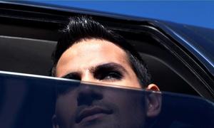International Auto Radio: Window Tinting for Five or Seven Windows at International Auto Radio (Up to 42% Off)