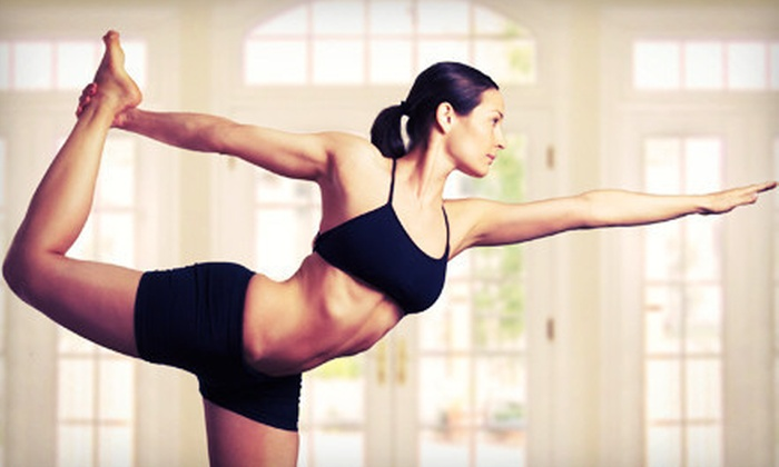 Yoga on Main - Main Street: 12 or 24 Yoga Classes at Yoga on Main (Up to 78% Off)