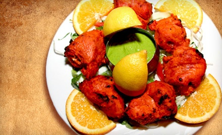 2 Weekday Lunch Buffets Valid from 11:30AM to 3PM (a $21.98 value) - Karaikudi Chettinad Restaurant in Scarborough