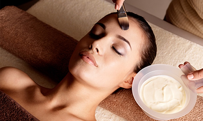 Skin Logic Atlanta - Buckhead: Custom European Signature Facial with Option for Salt Glow Body Treatment at Skin Logic Atlanta (Up to 56% Off)