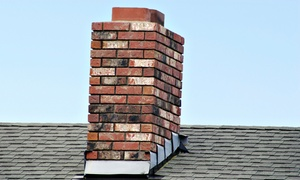 Alpine Chimney Sweeps Inc.: $35 for Chimney Cleaning and 12-Point Safety Inspection from Alpine Chimney Sweeps Inc. ($79 Value)