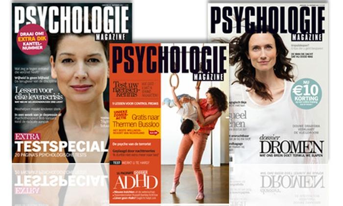 Abonnement op psychologie magazine groupon goods for Abonnement psychologie magazine