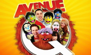 ATG Tickets: Avenue Q at Bristol Hippodrome, 9, 10 and 12 February (Up to 33% Off)