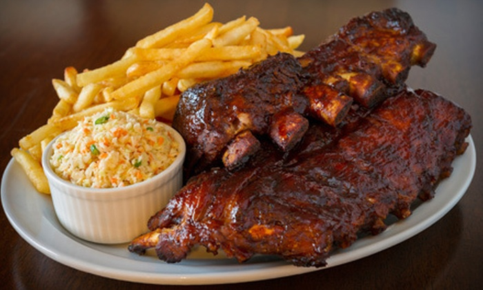 Rally Point Sport Grill - Cary: $10 for $20 Worth of Barbecue and Sandwiches at Rally Point Sport Grill