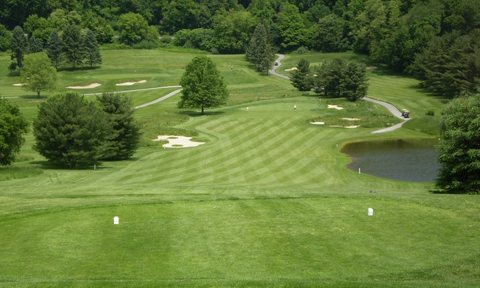 Up to 49% Off Round of Golf at Ingleside Golf Club