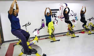 Insane Cycling: 5 or 10 Spin Classes at Insane Cycling (Up to 53% Off)